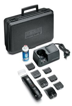 Andis Professional Ceramic Hair Clipper with Detachable Blade,...