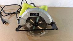 "Ryobi CSB135L 7-1/4"" 14 Amp circular saw, Tools, Home 12272016.32 #Ryobi"