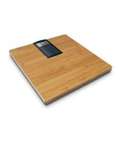 Take a look at this Solar-Powered 400-Lb. Bamboo Digital Scale by Escali on #zulily today! $90 --> $44.99