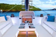 Necker Belle  Sir Richard Branson's latest edition to the Virgin Limited Edition, Necker Belle, is a perfect combination of adventure and comfort.