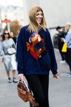 Need a simple way to upgrade an otherwise standard outfit? Throw a graphic sweatshirt on for an air of edge. Check out our favorites on the market now.