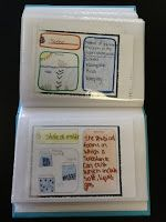 The Simply Scientific Classroom: Middle School Science- great idea for creating a science vocabulary classroom book for the students.