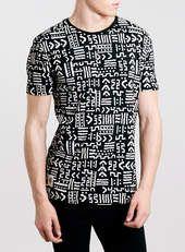 Worn By Monochrome T-shirt*