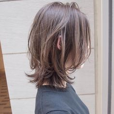Pin on Adore Short Hairstyles Pin on Adore Short Hairstyles Medium Hair Cuts, Medium Hair Styles, Short Hair Styles, Pelo Ulzzang, Japanese Haircut, I Like Your Hair, Asian Haircut, Hair Color Streaks, Je T'adore