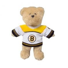 """Boston Bruins Bobby Orr #4 8"""" Bear Home Jersey. Boston Bruins Bobby Orr #4 8"""" Bear Home JerseySport Theme: HockeyLeague: NHLTeam: Boston BruinsAthlete: Bobby Orr"""