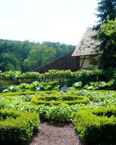 Lovely German Farm - Garden