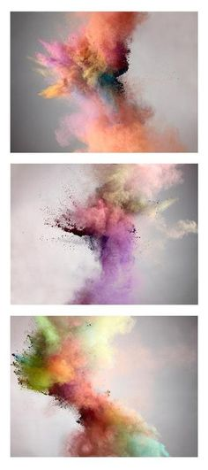 I ART THIS When Marcel Christ combined the mediums of pastel chalks and photography, it resulted in true work of arts. Th...