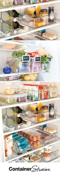 Put an end to expiring products and mystery containers in your refrigerator. We'll show you how to organize your fridge in no time.