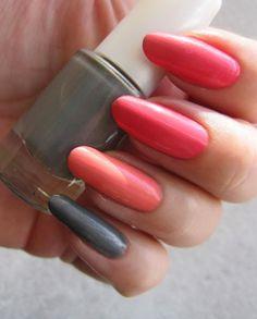 My natural nails with Lumene Gel Effect. #lumene #funkyandfifty