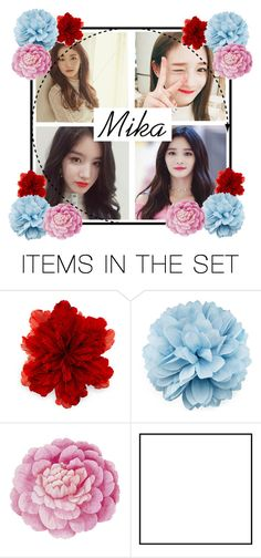 """""""Name icon"""" by blackrose241 on Polyvore featuring art and pristin"""