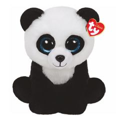 21cfbf84b04 Ty Classic Ming the Panda Medium Plush  The world famous Classics. Ultra  iconic