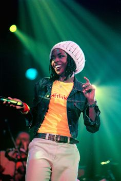 Kanye West tells us who he's inspired by. Read how the talented Lauryn Hill has inspired him.
