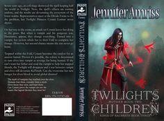 Twilight's Children Print Cover!