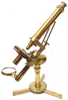 victorian microscope