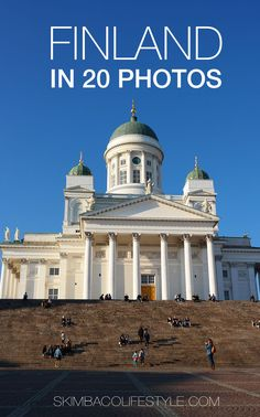 Finland in 20 Instag