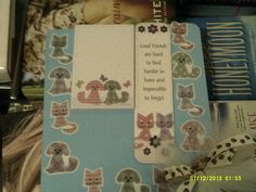 DOG and CAT LOVERS Animal lovers Great Gift by CathysCraftWorld, $18.99