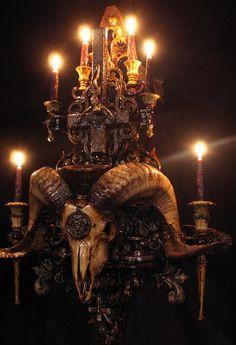 Occult Horn's Altar
