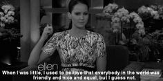 JENNIFER LAWRENCE FOR THE WIN!!