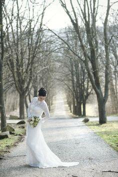 Sármán Nóra menyasszonyi ruha