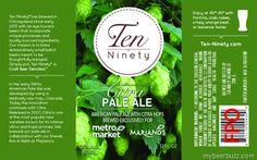 mybeerbuzz.com - Bringing Good Beers & Good People Together...: Ten Ninety - Citra Pale Ale