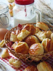 Az otthon ízei: Habkönnyű burgonyás pogácsa maradék krumplipüréből Pretzel Bites, Bread, Food, Brot, Essen, Baking, Meals, Breads, Buns