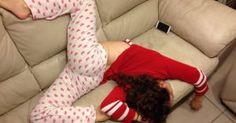 You walk in and find your gf sleeping like this, what do you do?