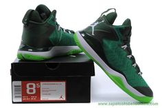 promo code 8337d a22e2 Jordan Super Fly 3 Green Mens On Cyber Monday