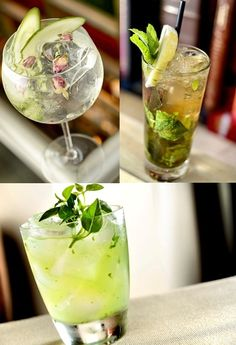drinks refrescantes