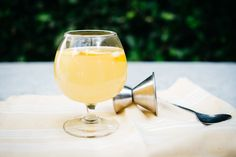 Palm Springs Winter Cocktail Recipe: Mezcal Hot Toddy