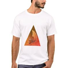 T-Sirt ANCIENT FUTURE autumn colours Detail Shop, Black Feathers, Sticker Shop, Ancient Art, Custom Clothes, Tshirt Colors, Colorful Shirts, Black And White, Mens Tops