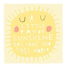 A+Little+Ray+Of+Sunshine by+FreyaArt
