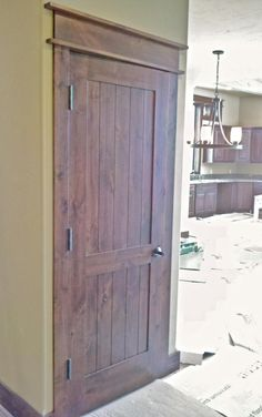 Ordinaire Interior Doors And Trim...liking This Mucho