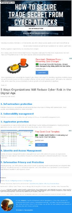 The most awesome images on the Internet Risk management - security risk assessment template