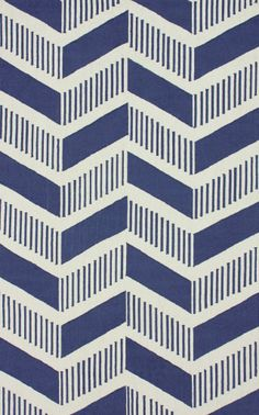 "Malta Chevron 100% Wool rug 7'6"" x 9'6"" is US $533 burkedecor.com"