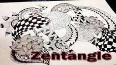 High Speed Zentangle