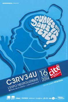 C3RV34U l'expo neuroludique – Tout, tout, tout, vous saurez tout sur le cerveau | Toutelaculture | C3RV34U l'expo neuroludique – Tout, tout, tout, vous saurez tout sur le cerveau