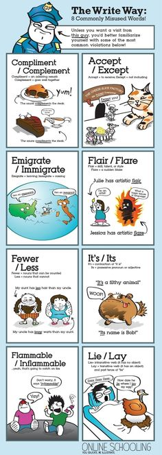 Misused Words  - funny pictures #funnypictures