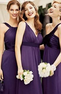 purple bridesmaids dresses - Tuxedo Junction to match for the guys <3 http://www.tuxedojunction.com/Styles/StylesByCategory/Vests/AMETHYST