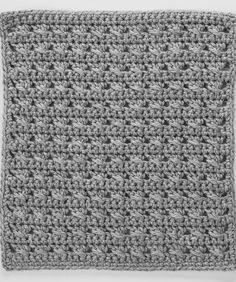 Mit diesem Quadrat kannst du eine einfarbige Schachbrettdecke anfertigen. Siehe auch unseren Blog (suche nach LW4132DE). Wenn du kreativ bist, dann kannst du mit den Mustern deine einzigartige Decke...