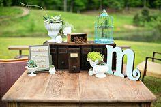 Southern Vintage wedding rentals
