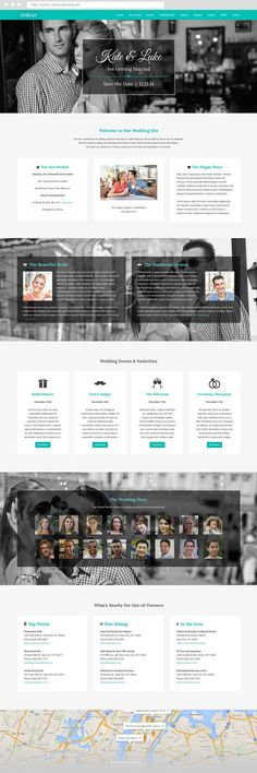 Ardour One Page 3 by webunderdog. Joomla Themes, Professional Web Design, Joomla Templates, First Page, Creative Inspiration, Rsvp, Design Ideas, Engagement, Website