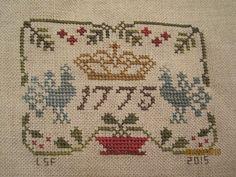 2015 Finish - LHN Ornament Three Crowns