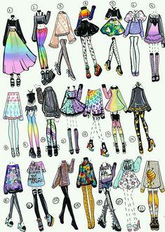 51 Ideas For Fashion Design Sketches Boy Art Reference Poses, Drawing Reference, Design Reference, Art Drawings Sketches, Cute Drawings, Outfit Drawings, Unique Drawings, Kawaii Drawings, Drawing Anime Clothes