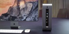 Mac Pro concept gives us a peek at the future of upgradeable Apple products