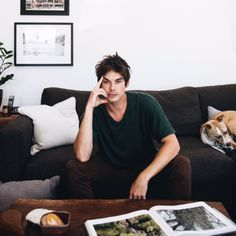 #1 source for Tyler Blackburn