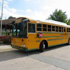 Article: Kansas City's Green Machines via District Administration #buses #school