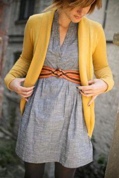 Three Ways: Fall Dresses