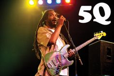 "5Q: Darryl Jenifer (Bassist for Bad Brains)  Our second installment in our 5Q series is a biggie. Darryl Jenifer, bassist for the famous afro-punk group Bad Brains, graced us by answering some questions about his new solo LP ""In Search of Black Judas"" along with subjects on nostalgic pop music and marketing tips for DIY artists."