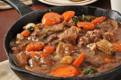 Beef Stew from our Easy Soup Recipes Cookbook