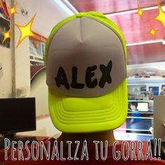 Personaliza tus gorras y se la atención de la gente en una fiesta, o mejor aún! Dale un plus a la fiesta repartiéndolas a tus invitados!  Seguro que a todos les encantará! #Litek #ExpertosEnImpresión #PiensaRojo